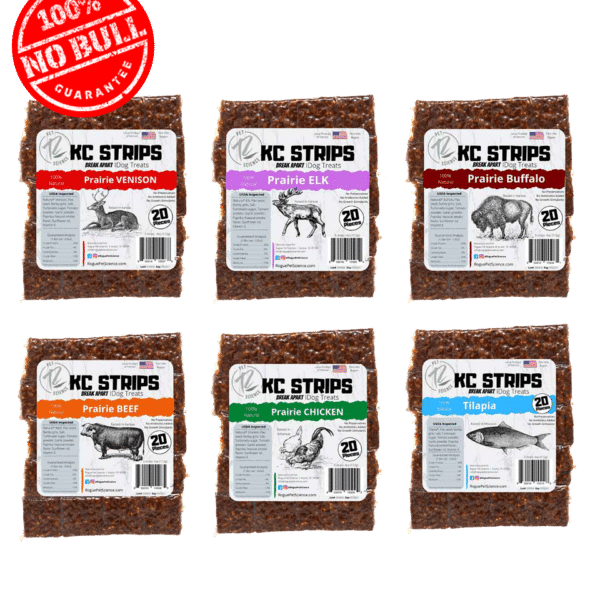 KC Strips Product Packages